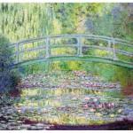 Puzzle-Michele-Wilson-A910-350 Puzzle aus handgefertigten Holzteilen - Monet: Die japanische Brücke