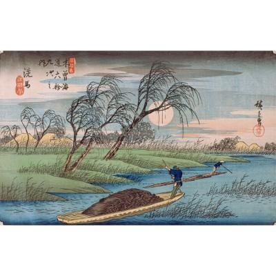 Puzzle-Michele-Wilson-A991-500 Puzzle aus handgefertigten Holzteilen - Seba Hiroshige