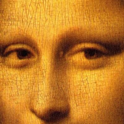 Puzzle-Michele-Wilson-Cuzzle-Z102 Puzzle aus handgefertigten Holzteilen - Leonardo da Vinci - Mona Lisa