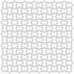 Puzzle-Michele-Wilson-Cuzzle-Z28 Puzzle aus handgefertigten Holzteilen - Teuflisch