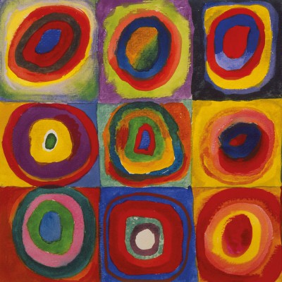 Puzzle Puzzle-Michele-Wilson-Cuzzle-Z34 Kandinsky Vassily: Color Study