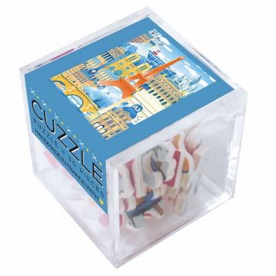 Puzzle-Michele-Wilson-Cuzzle-Z59 Holzpuzzle - Paris