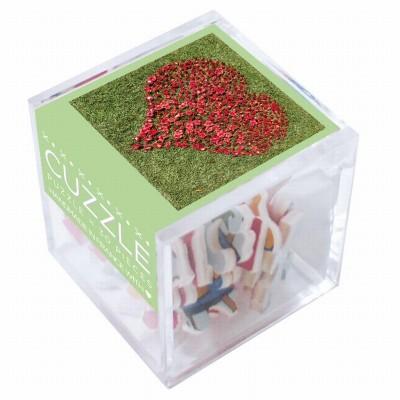 Puzzle-Michele-Wilson-Cuzzle-Z81 Holzpuzzle - Ich liebe dich