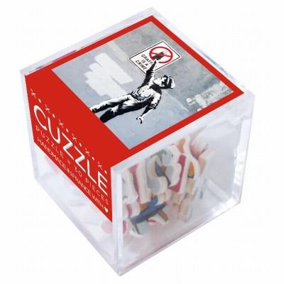 Puzzle-Michele-Wilson-Cuzzle-Z83 Holzpuzzle - Graffiti is a Crime