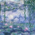 Puzzle-Michele-Wilson-Cuzzle-Z87 Puzzle aus handgefertigten Holzteilen - Claude Monet: Seerosen
