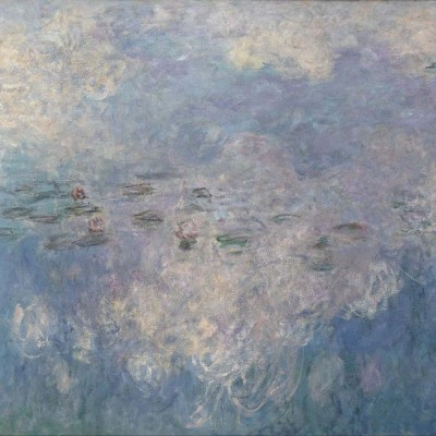 Puzzle-Michele-Wilson-Cuzzle-Z98 Puzzle aus handgefertigten Holzteilen - Claude Monet - Die Wolken
