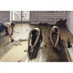 Puzzle-Michele-Wilson-H817-300 Puzzle aus handgefertigten Holzteilen - Caillebotte: Die Parketthobler