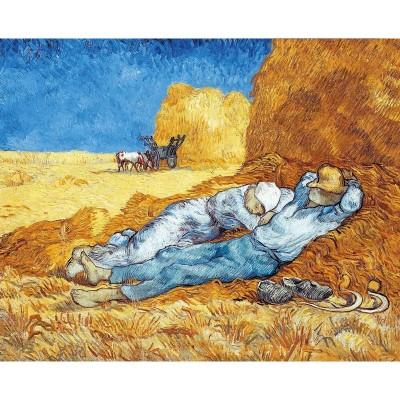 Puzzle-Michele-Wilson-K167-24 Puzzle aus handgefertigten Holzteilen - Vincent Van Gogh