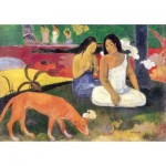 Puzzle-Michele-Wilson-K447-12 Puzzle aus handgefertigten Holzteilen - Paul Gauguin - Arearea