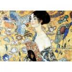 Puzzle-Michele-Wilson-K515-100 Puzzle aus handgefertigten Holzteilen -  Gustav Klimt