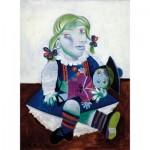 Puzzle-Michele-Wilson-K91-12 Puzzle aus handgefertigten Holzteilen - Pablo Picasso