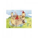 Puzzle  Puzzle-Michele-Wilson-W145-24 Emilie Vanvolsem: Die Burg