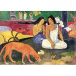 Puzzle-Michele-Wilson-W447-12 Holzpuzzle - Paul Gauguin: Arearea