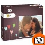 PP-Photo-100 100 Teile Fotopuzzle