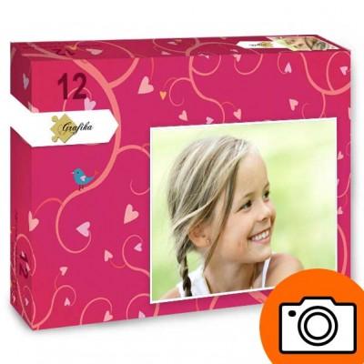 PP-Photo-12-XXL 12 Teile Fotopuzzle - XXL Teile