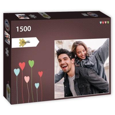 PP-Photo-1500 1500 Teile Fotopuzzle - Quadrat
