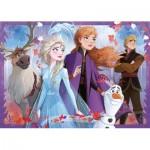 Ravensburger-03031 Giant Floor Puzzle - Frozen 2