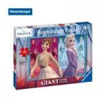 Ravensburger-03037 Giant Floor Puzzle - Frozen 2