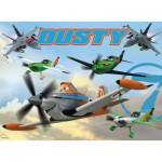 Ravensburger-05390 Riesen-Bodenpuzzle - Disney Planes