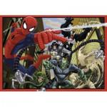 Ravensburger-05440 Riesen-Bodenpuzzle - Spiderman
