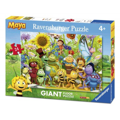 Ravensburger-05463 Riesen-Bodenpuzzle - Maya