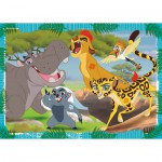 Ravensburger-05466 Riesen-Bodenpuzzle - The Lion Guard