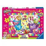 Ravensburger-05475 Riesen-Bodenpuzzle - Shopkins