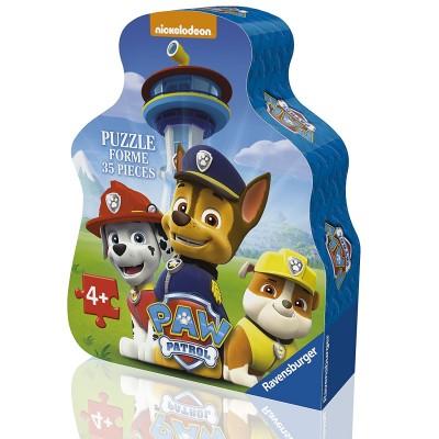 Puzzle  Ravensburger-05476 Paw Patrol