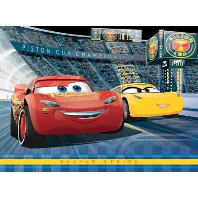 Ravensburger-05517 Riesen-Bodenpuzzle - Cars 3