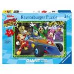 Ravensburger-05524 Riesen-Bodenpuzzle - Mickey