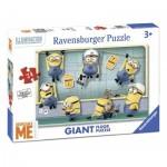 Ravensburger-05525 Riesen-Bodenpuzzle - Minions