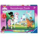 Ravensburger-05553 Riesen-Bodenpuzzle - Nella