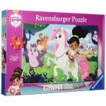 Puzzle  Ravensburger-05556 XXL Teile - Nella