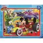 Ravensburger-06159 Rahmenpuzzle - Mickey