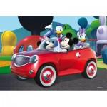 Ravensburger-07565 Puzzleset - Mickey und seine Freunde