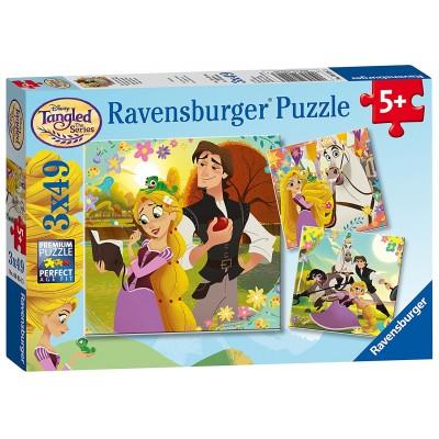 Puzzle  Ravensburger-08024 Rapunzel