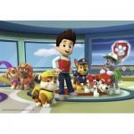 Ravensburger-09085 2 Puzzles - Paw Patrol