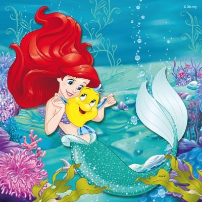Ravensburger-09350 3 Puzzles - Irgendwie und Anders