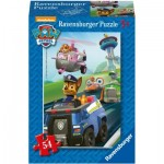 Ravensburger-09437-03 Mini Puzzle - Paw Patrol