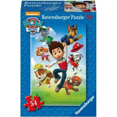 Ravensburger-09437-05 Mini Puzzle - Paw Patrol