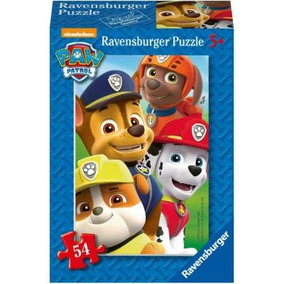 Ravensburger-09437-07 Mini Puzzle - Paw Patrol