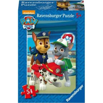 Ravensburger-09437-09 Mini Puzzle - Paw Patrol