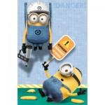 Ravensburger-09483-09 Mini Puzzle - Minions