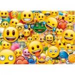 Ravensburger-09788 Riesen-Bodenpuzzle - Emoji