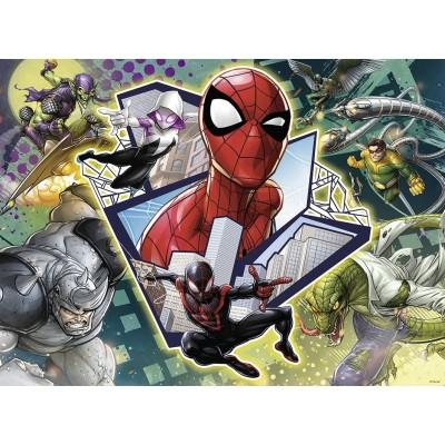 Puzzle  Ravensburger-10042 XXL Teile - Spider-Man