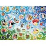 Puzzle  Ravensburger-10053 Seifenblasenparadies