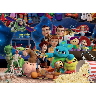 Puzzle  Ravensburger-10408 XXL Teile - Toy Story