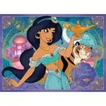 Puzzle  Ravensburger-10409 XXL Teile - Disney Princess - Jasmine