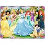 Puzzle  Ravensburger-10570 XXL Teile - Disney Princess