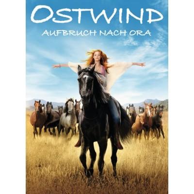 Puzzle  Ravensburger-10720 XXL Teile - Ostwind - Aufbruch nach Ora